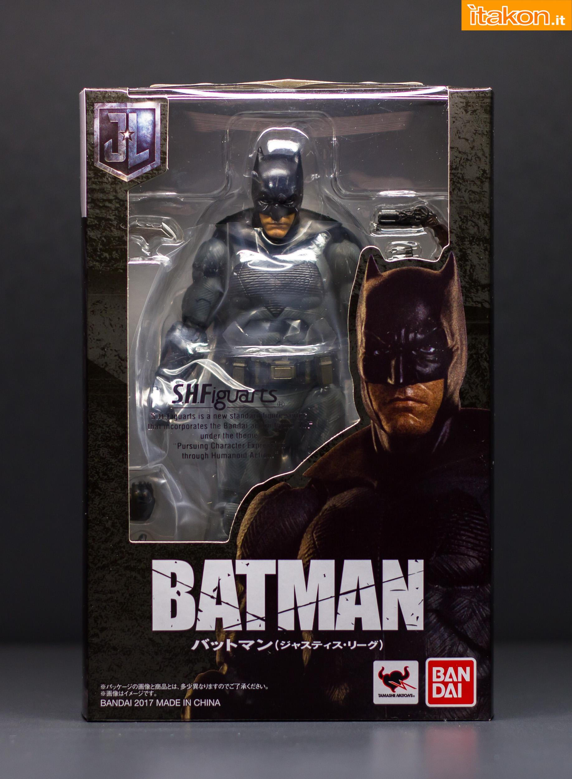 Link a Bandai S.H Figuarts Batman Justice League-01