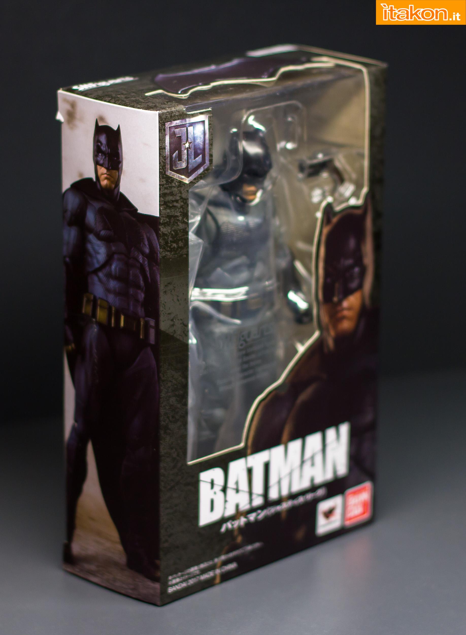 Link a Bandai S.H Figuarts Batman Justice League-8
