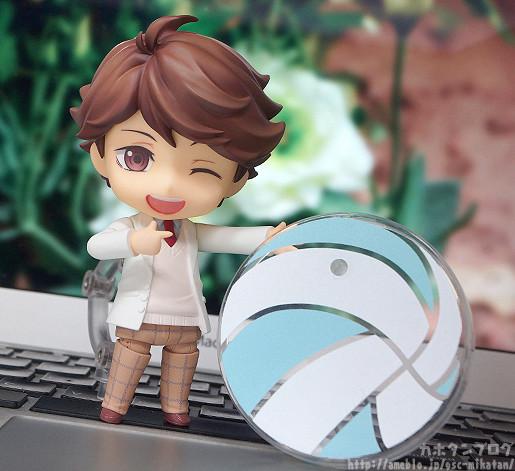 Link a Nendoroid Toru Oikawa Haikyuu GSC OR pics 08