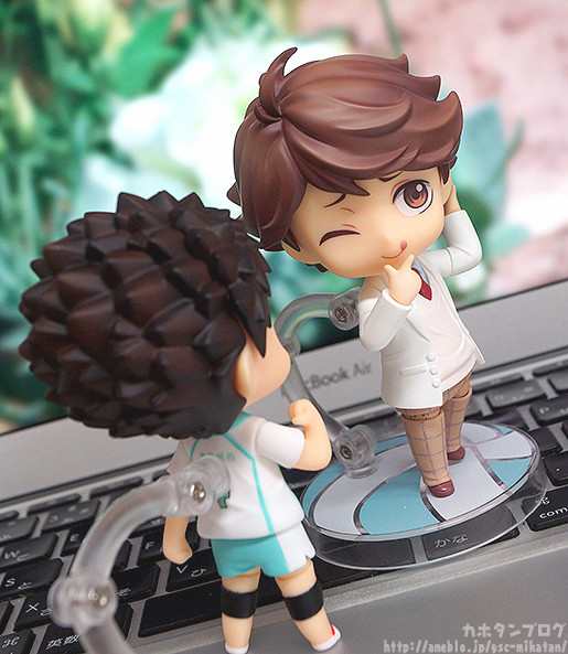 Link a Nendoroid Toru Oikawa Haikyuu GSC OR pics 11