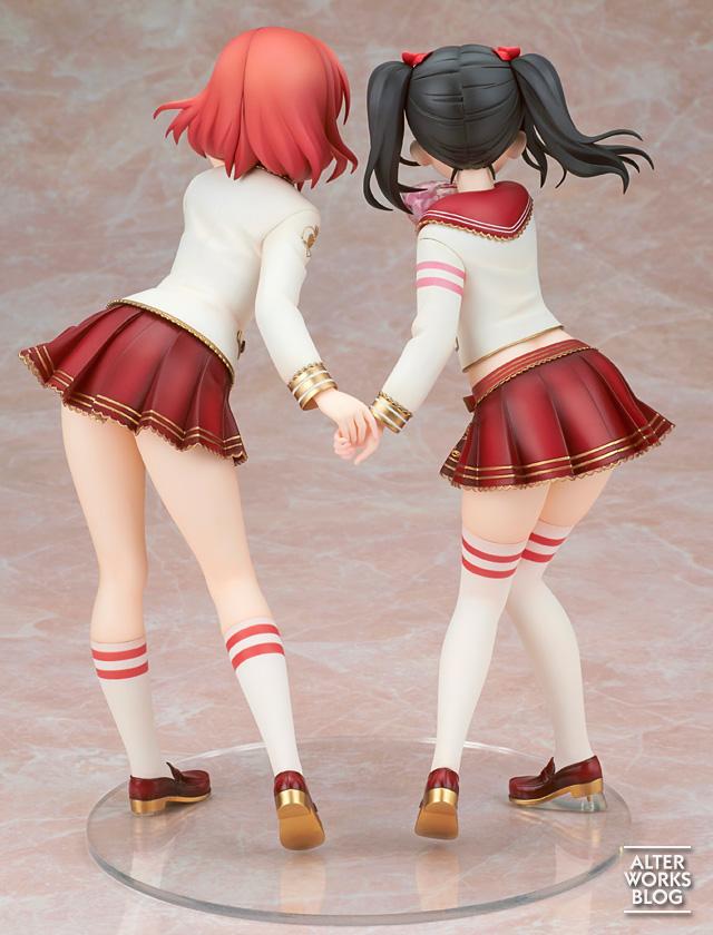 Link a Nico Yazawa & Maki Nishikino Valentine ALTER preview 07