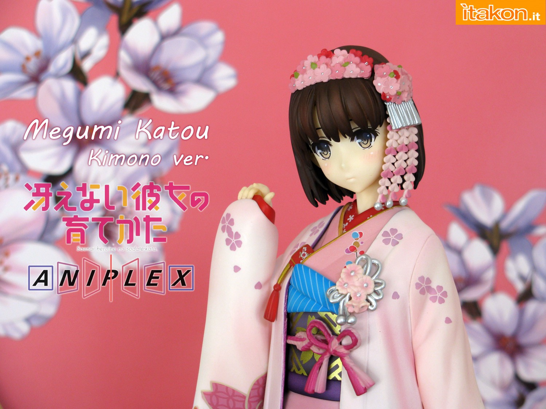 Link a 000 Megumi Katou Kimono Saekano Aniplex recensione