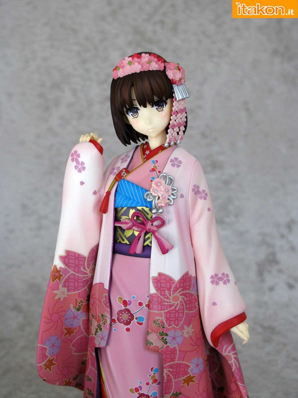 Link a 010 Megumi Katou Kimono Saekano Aniplex recensione