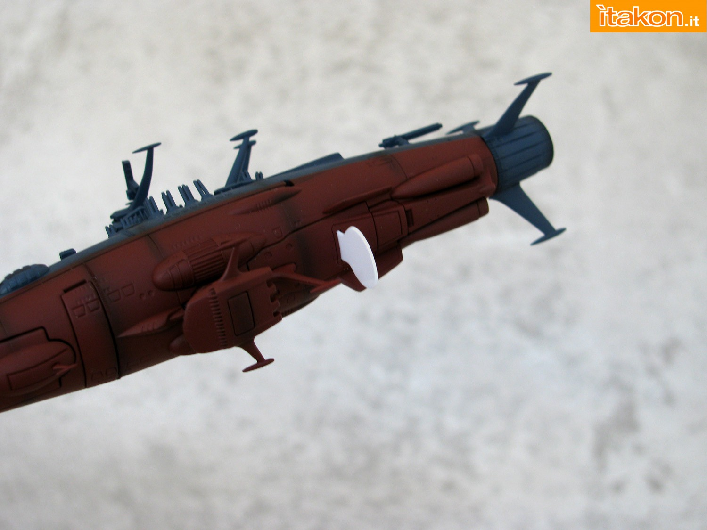 Link a 010 Space Battleship Yamato Bandai recensione