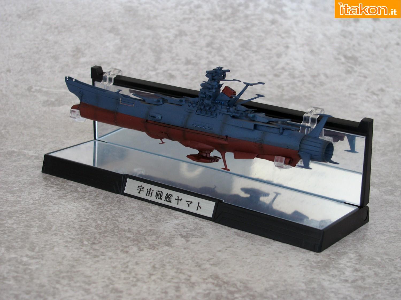 Link a 015 Space Battleship Yamato Bandai recensione