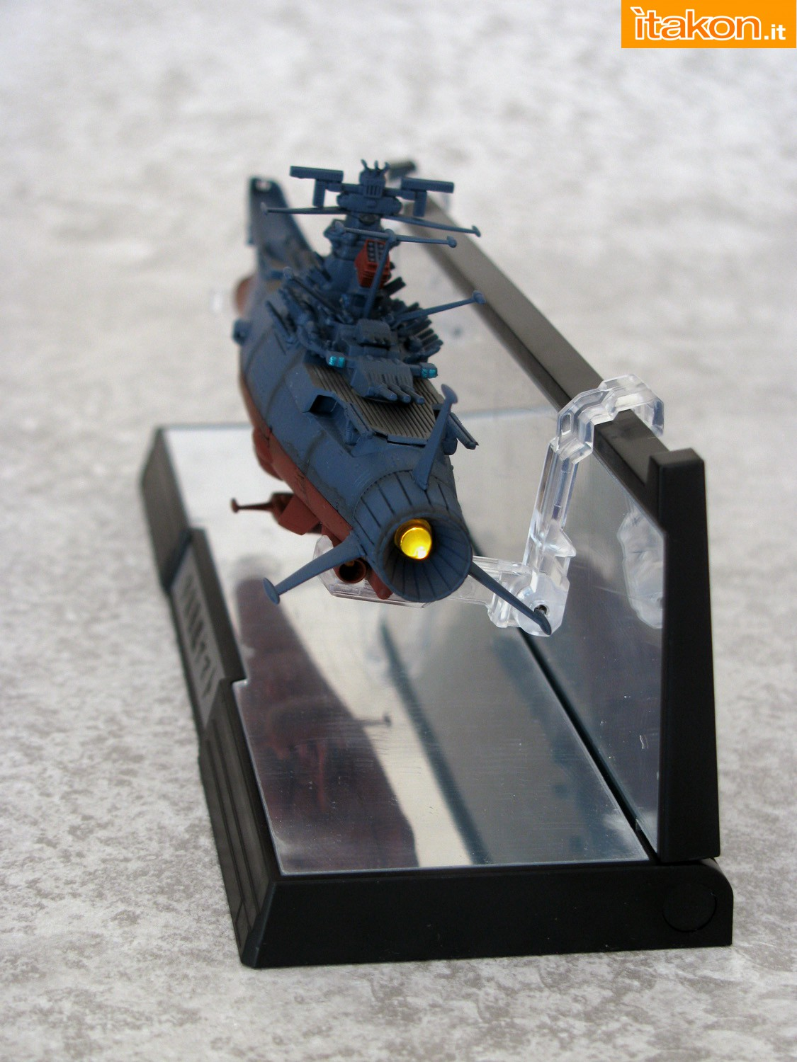 Link a 017 Space Battleship Yamato Bandai recensione