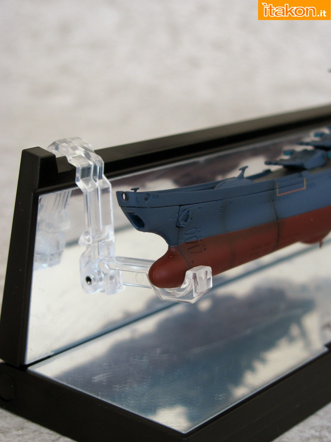 Link a 018 Space Battleship Yamato Bandai recensione
