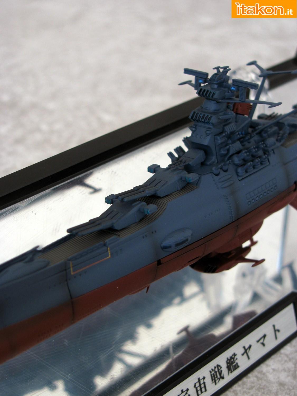 Link a 019 Space Battleship Yamato Bandai recensione