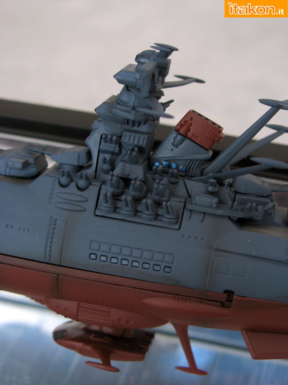 Link a 021 Space Battleship Yamato Bandai recensione
