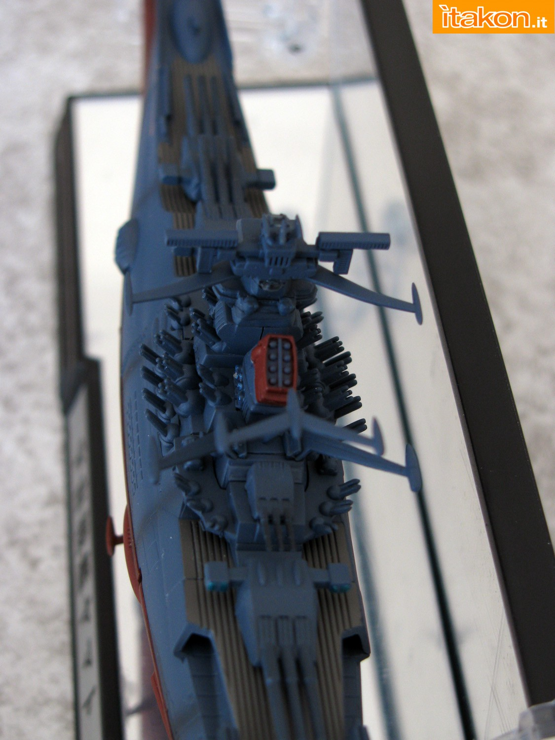 Link a 025 Space Battleship Yamato Bandai recensione