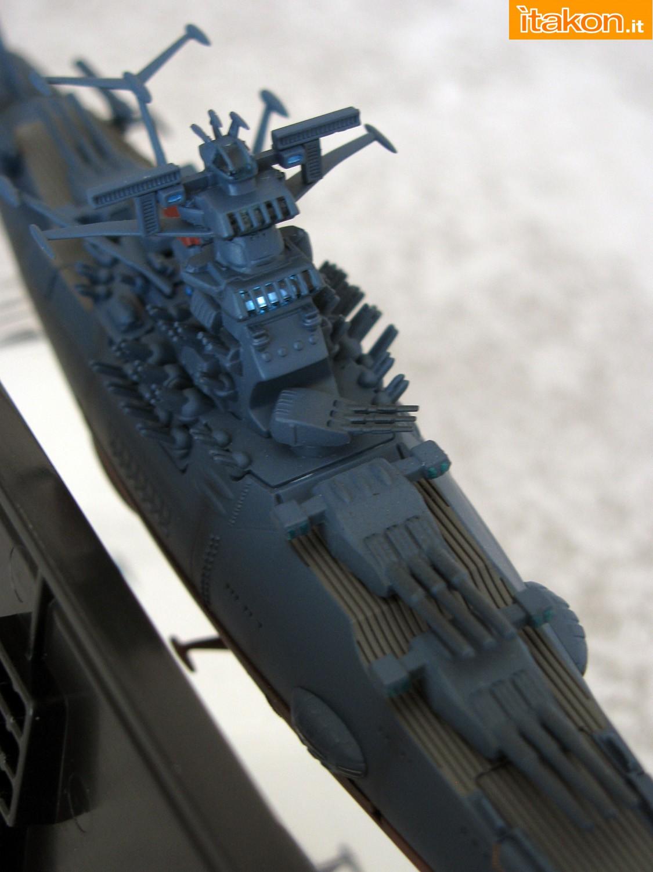 Link a 027 Space Battleship Yamato Bandai recensione