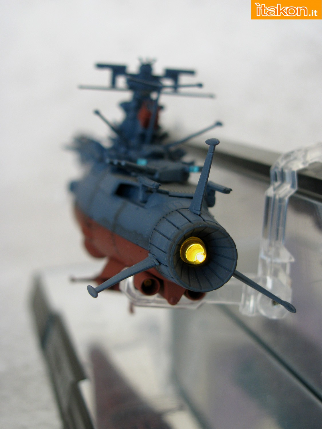 Link a 031 Space Battleship Yamato Bandai recensione