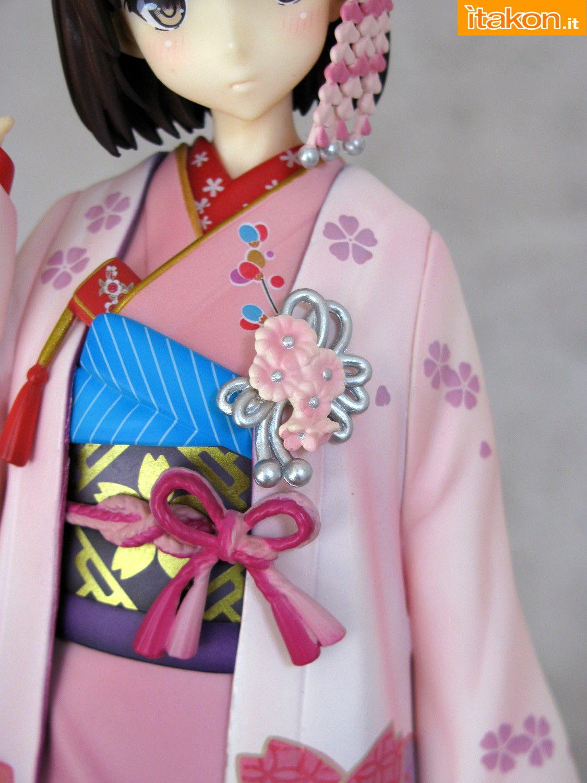 Link a 035 Megumi Katou Kimono Saekano Aniplex recensione