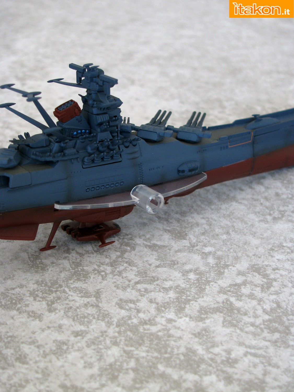 Link a 035 Space Battleship Yamato Bandai recensione