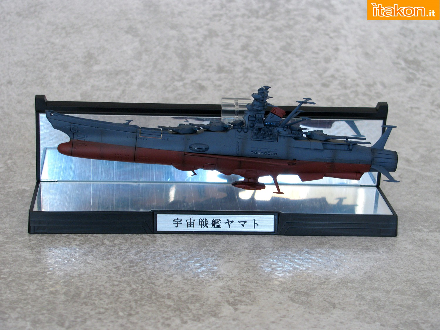 Link a 039 Space Battleship Yamato Bandai recensione