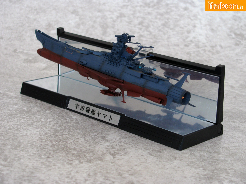Link a 041 Space Battleship Yamato Bandai recensione