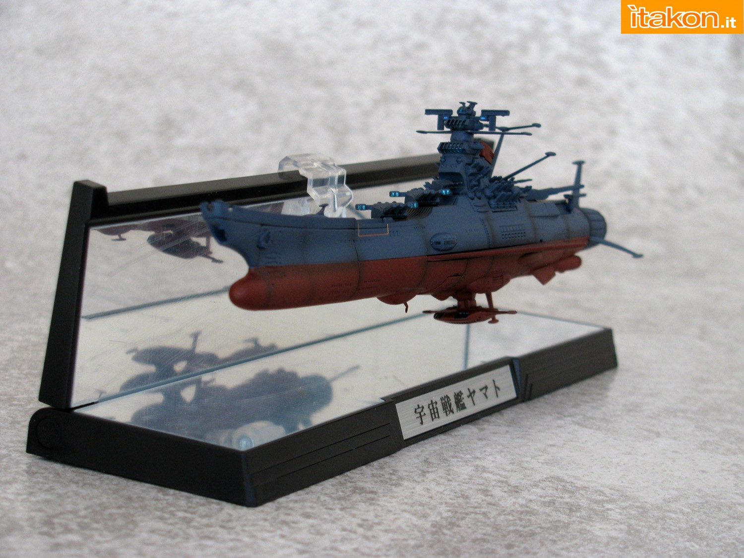 Link a 043 Space Battleship Yamato Bandai recensione
