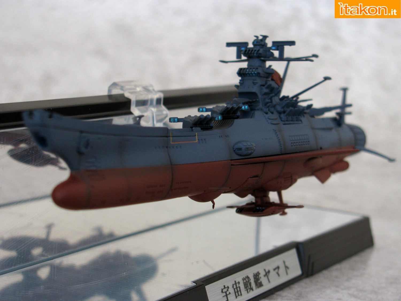 Link a 044 Space Battleship Yamato Bandai recensione