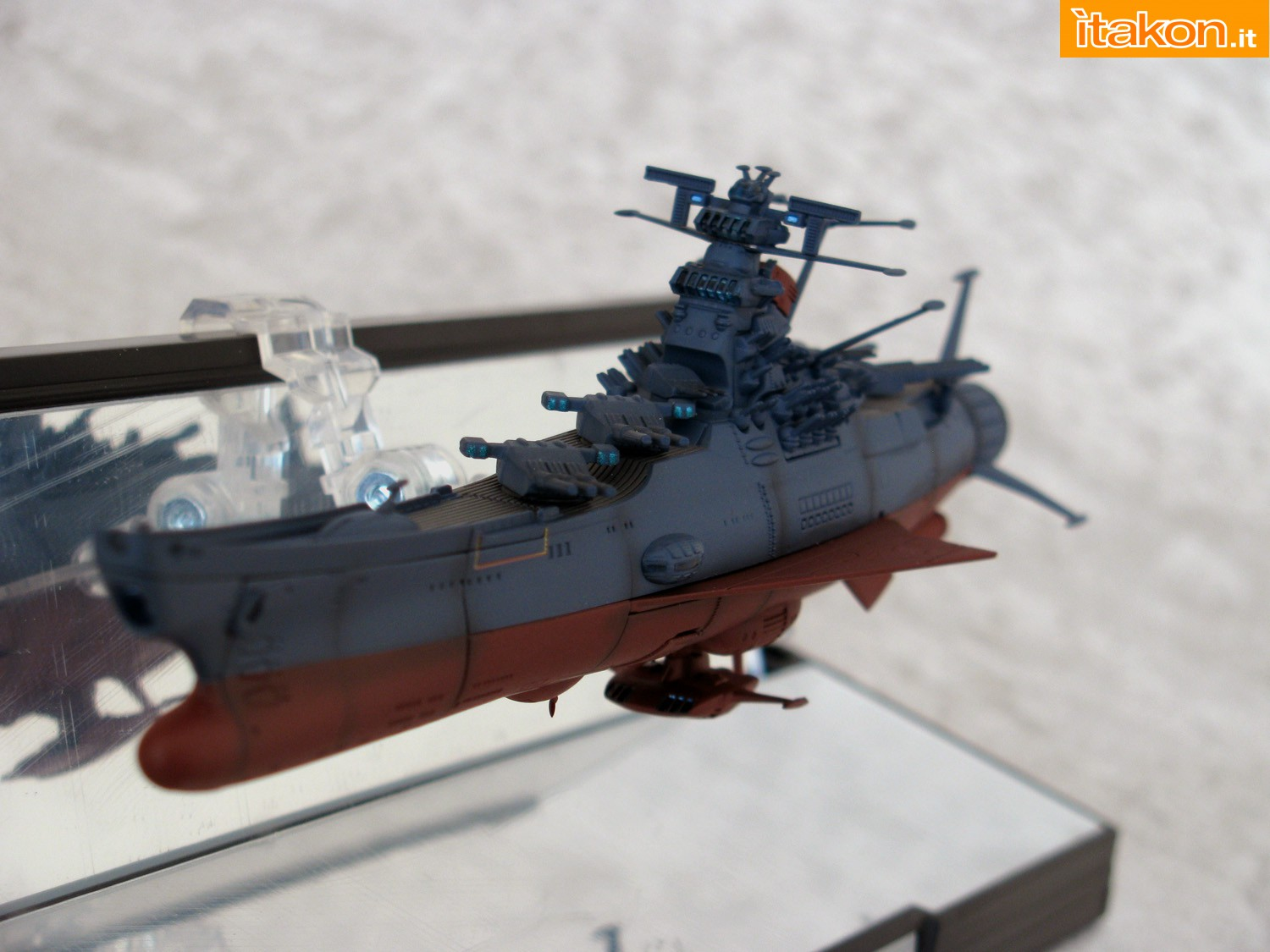 Link a 046 Space Battleship Yamato Bandai recensione