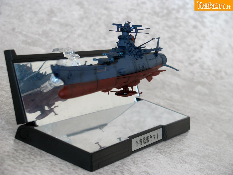 Link a 047 Space Battleship Yamato Bandai recensione