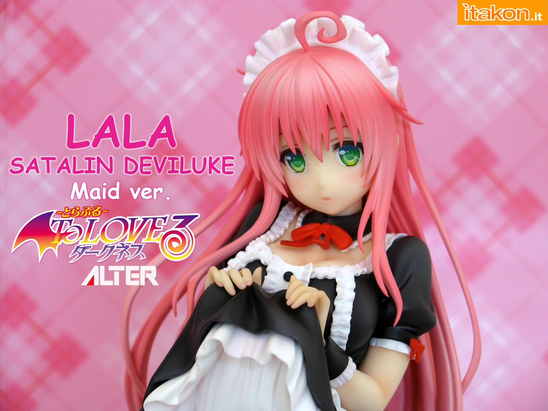 Link a 000 Lala Satalin Devilkue Maid To Loveru Darkness ALTER recensione