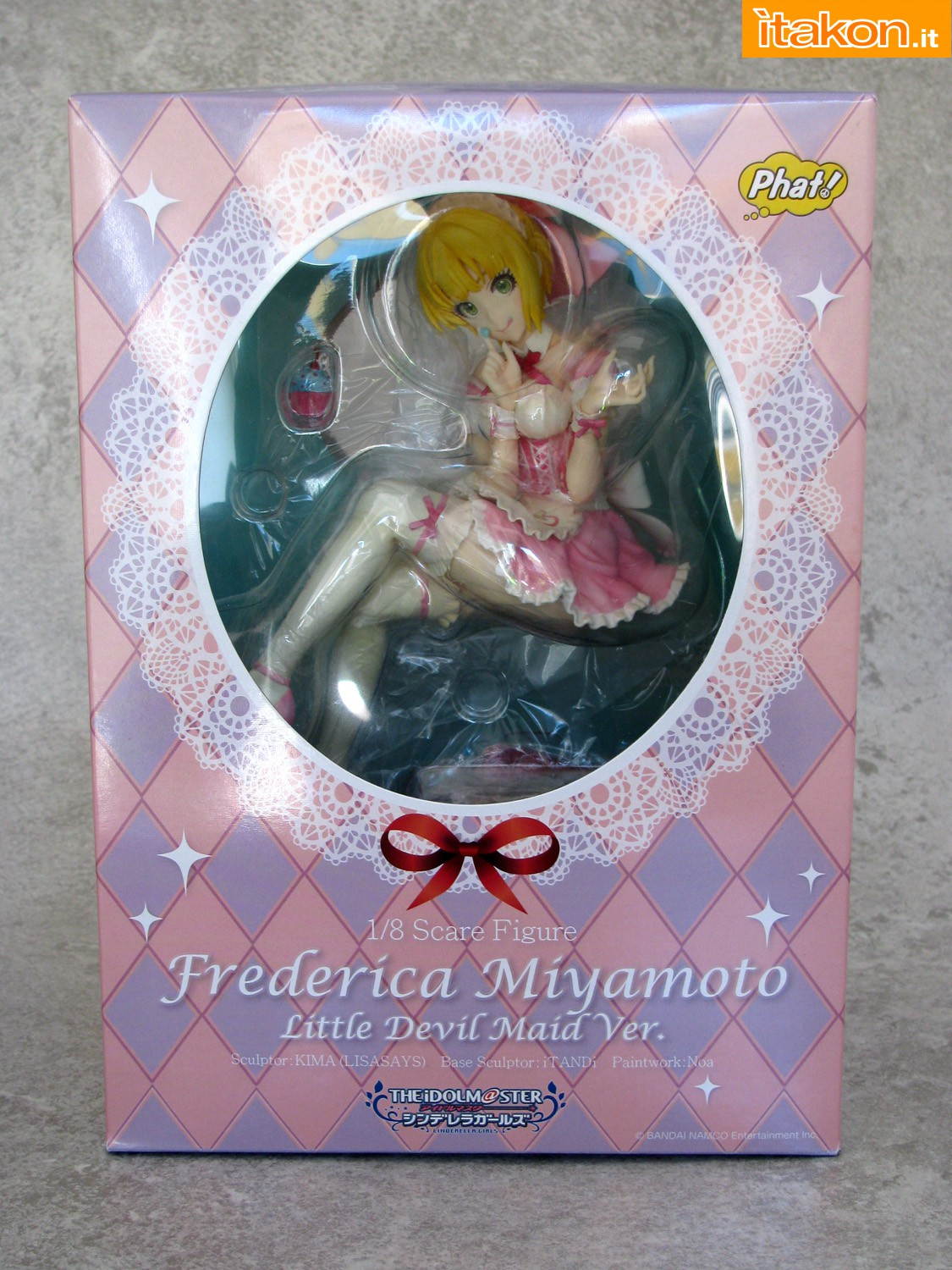 Link a 001 Frederica Miyamoto Little Devil Maid Phat recensione