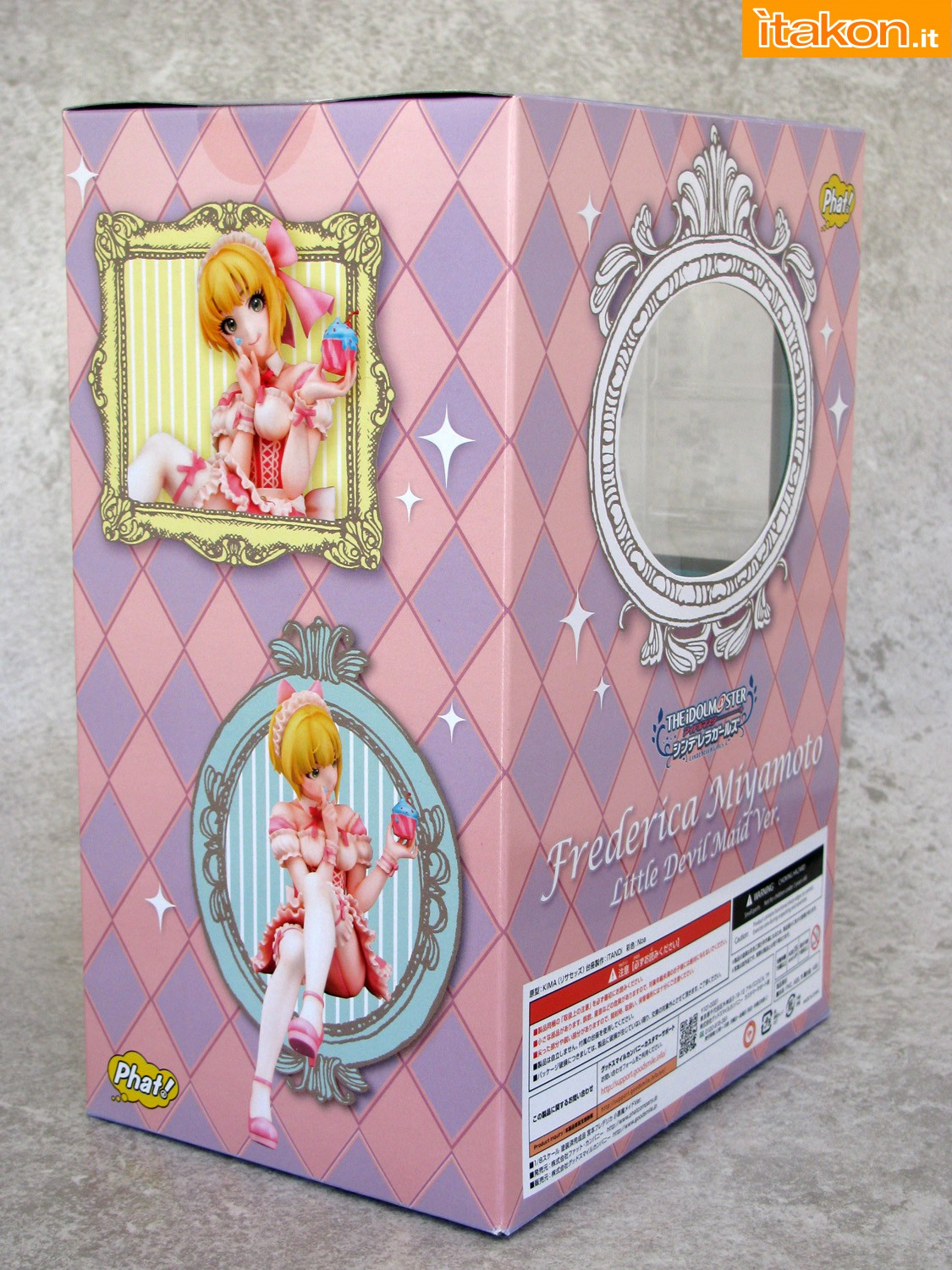 Link a 002 Frederica Miyamoto Little Devil Maid Phat recensione