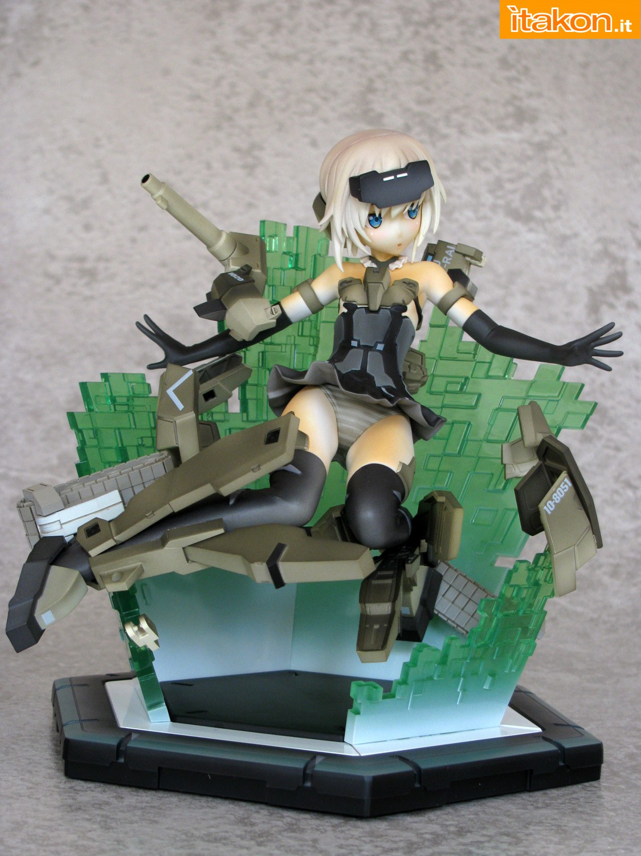 Link a 009 Gourai Frame Arms Girl Kotobukiya recensione