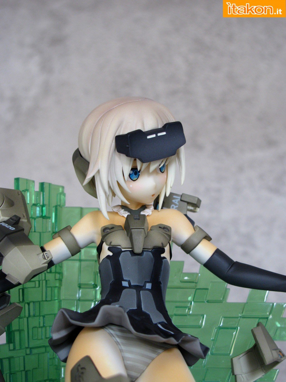 Link a 014 Gourai Frame Arms Girl Kotobukiya recensione