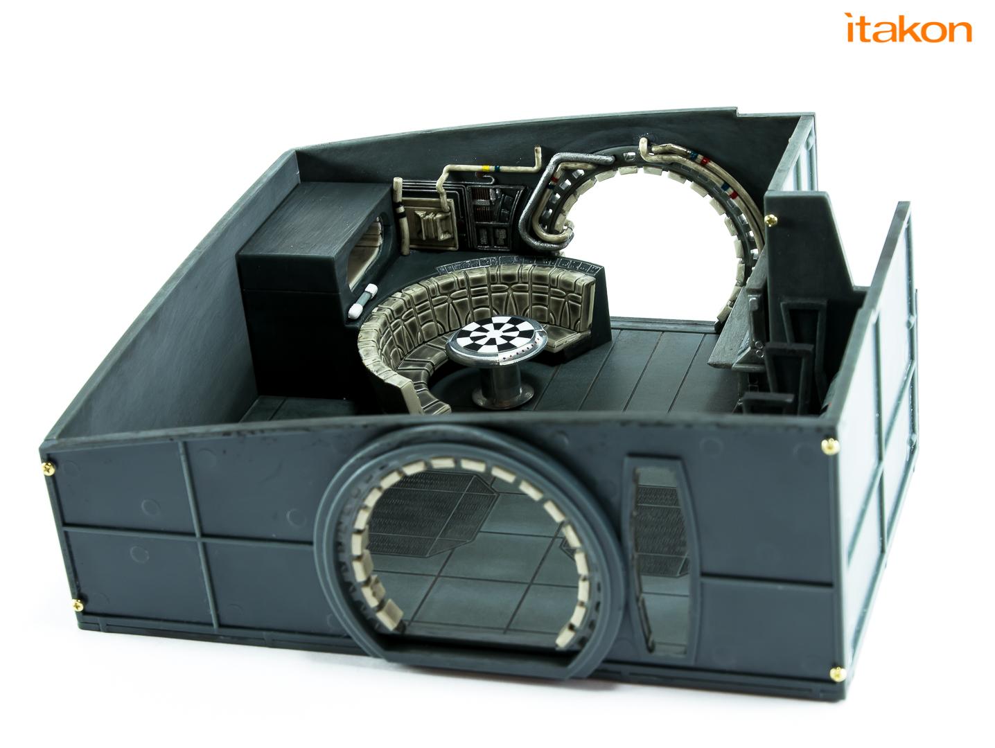 Link a De Agostini ModelSpace Millenniun Falcon Itakon _78