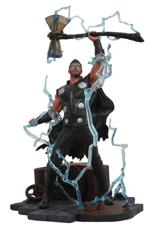 Link a Diamond Select Thor Avengers pre 02