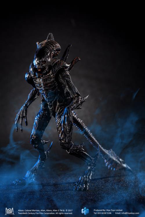 Link a Hiya Toys Alien Raven pics 03