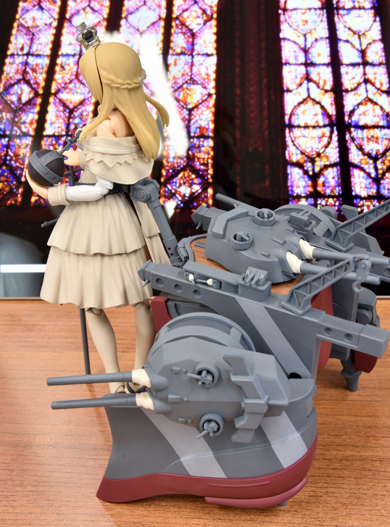 Link a figma Warspite KanColle preview 04