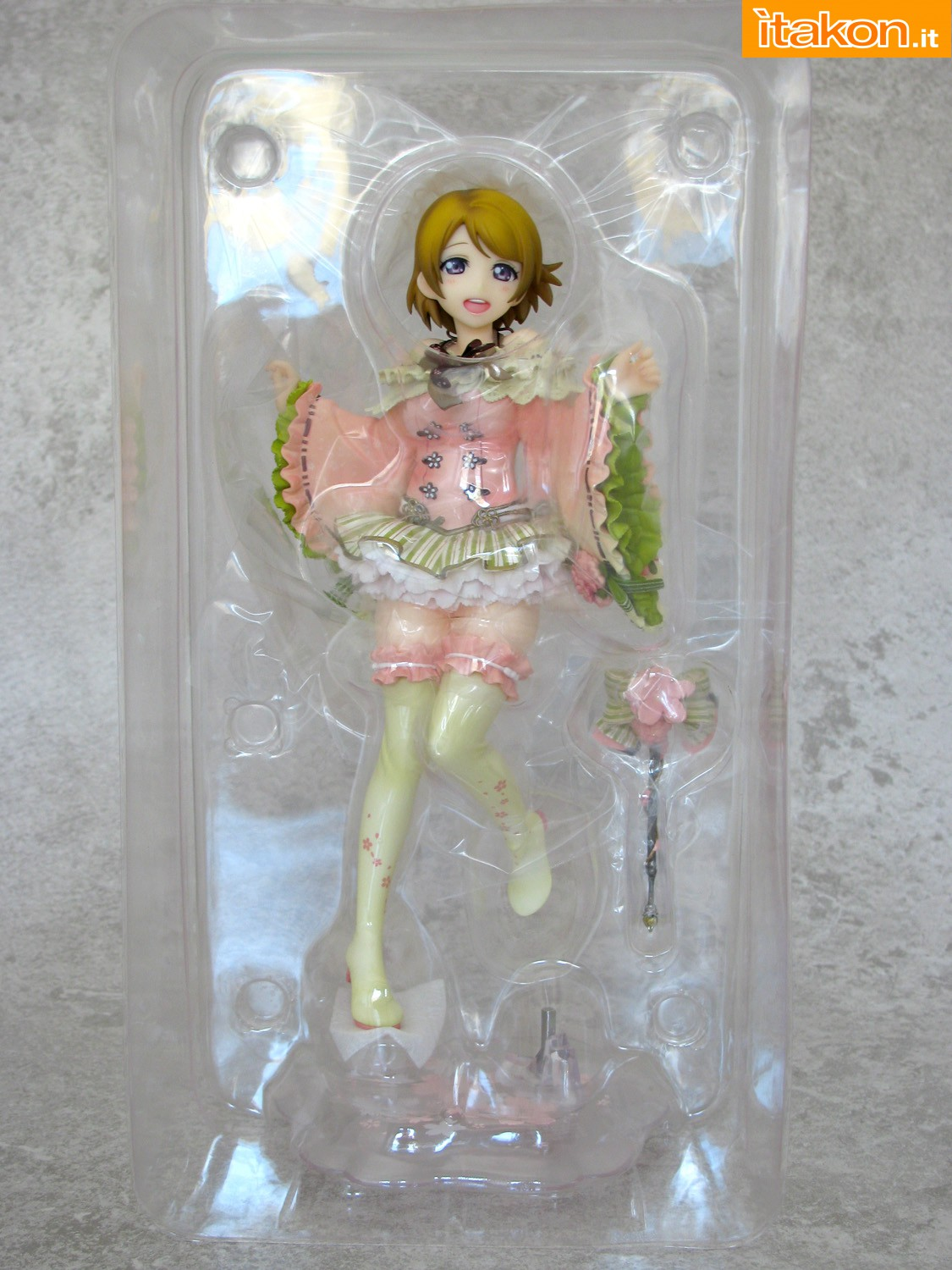 Link a 003 Hanayo Koizkumi March Love Live ALTER recensione