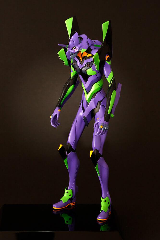 Link a Eva-01 Tani Akira Kaiyodo 14