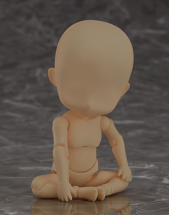 Link a Nendoroid Doll Archetype Cinnamon pre 03