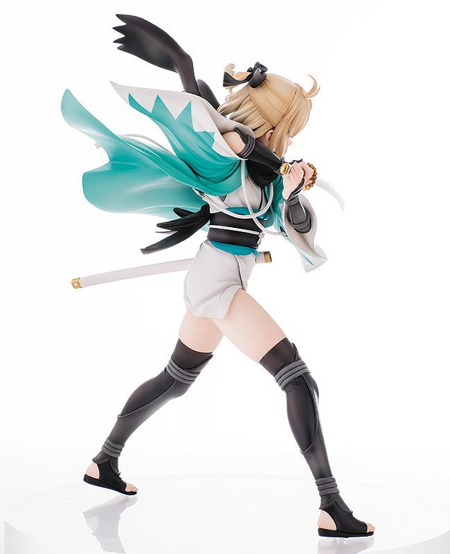 Link a Saber Souji Okita Aquamarine resale 02