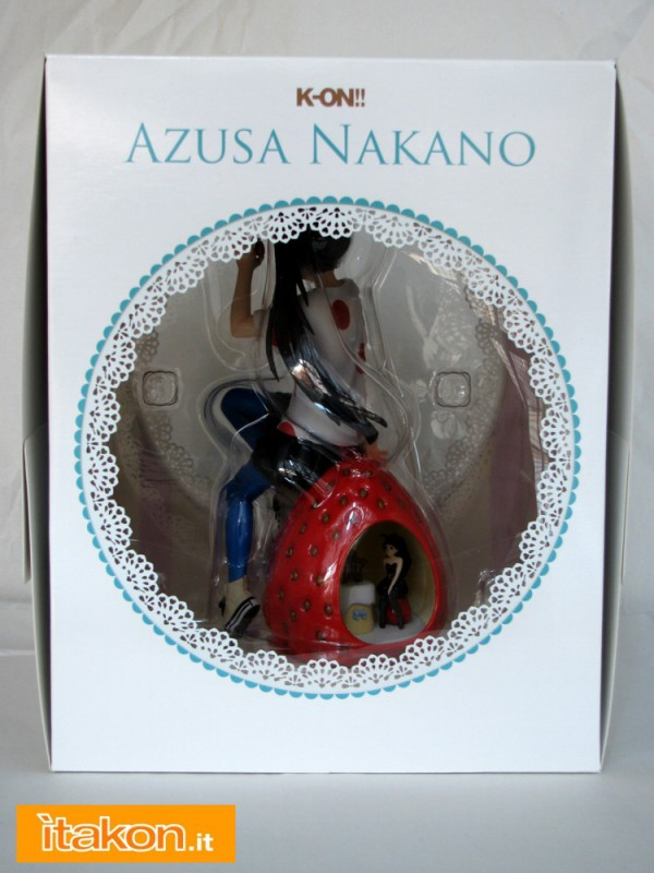 Azusa Nakano - Ending Ver. (Listen) -Itakon.it