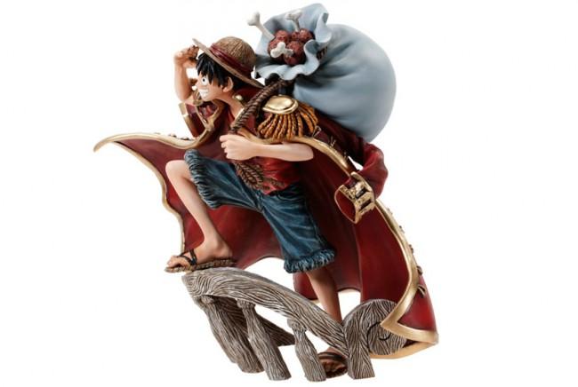 banpresto figure colosseum - rufy - itakon.it