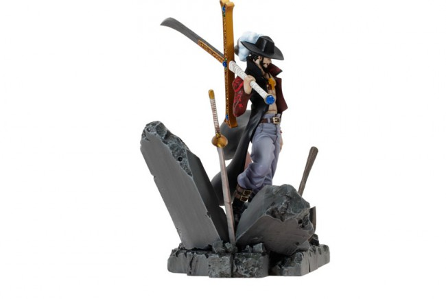 banpresto figure colosseum - mihawk - itakon.it