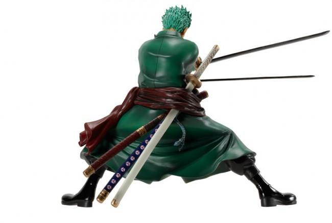 banpresto figure colosseum - zoro - itakon.it
