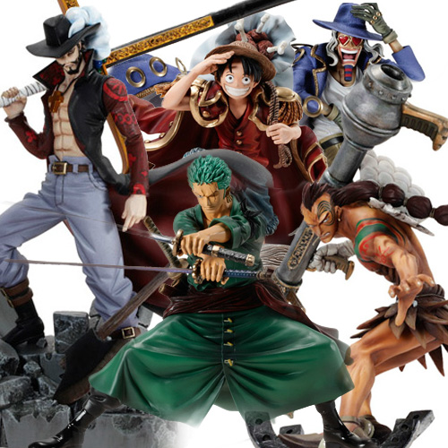 one piece banpresto coloseum