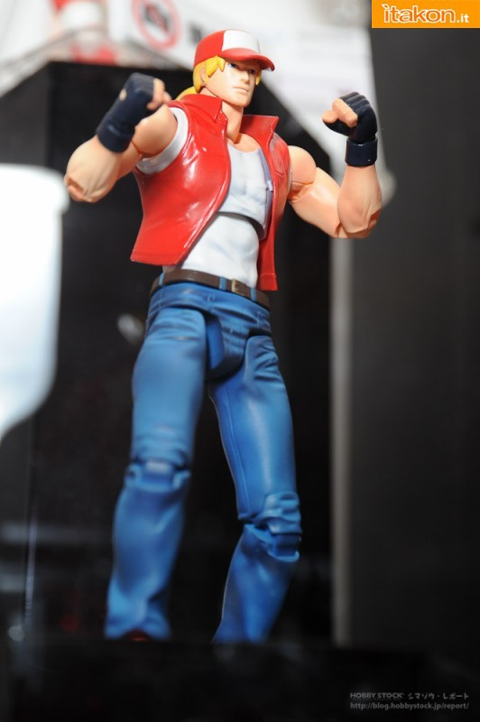 D-Arts: Terry Bogard - King of Fighter