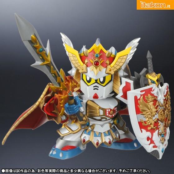Bandai: SDX King Gundam II