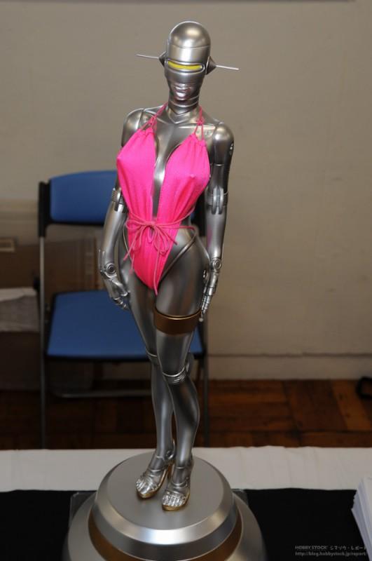 fantasy figure gallery sexy robot yamato - itakon.it