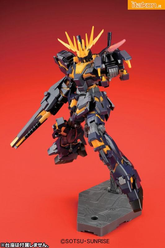 1/144 HGUC Unicorn Gundam 2 Banshee Destory Mode