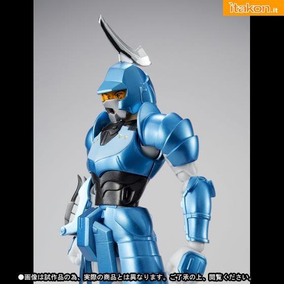 Bandai ha annunciato il prossimo samurai ! Simo dell'Acqua.