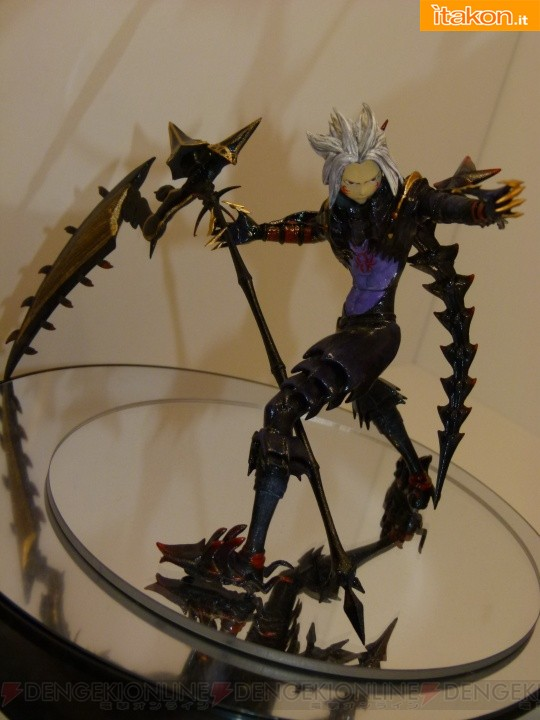 D-Arts: Avatar Skeith Haseo 3rd Form