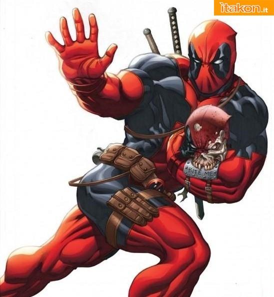 Sideshow: Marvel Deadpool