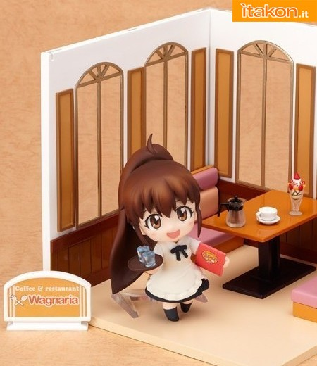 Popura Taneshima Nendoroid & Wagnaria set